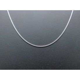 Sterling Silver Light Weight Curb Chain