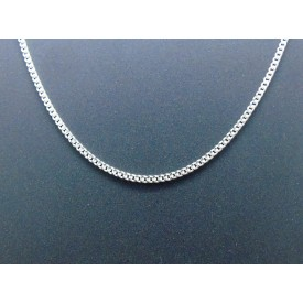 Sterling Silver Medium Weight Curb Chain