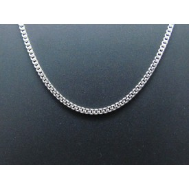 Sterling Silver Heavy Weight Curb Chain