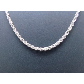 Sterling Silver Medium Prince of Wales Chain