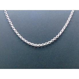 Sterling Silver Mini Belcher Chain