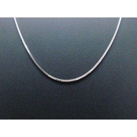 Sterling Silver Light Weight Box Chain