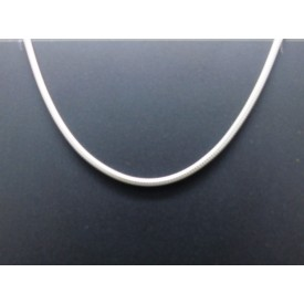 Sterling Silver Medium Weight Snake Chain